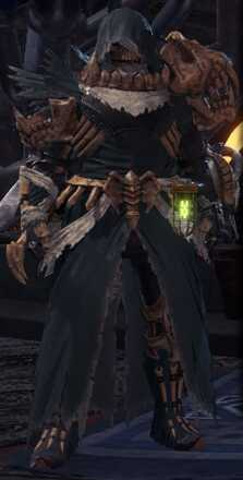 Death Stench Beta Armor Set