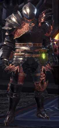 Rath Heart Alpha Armor Set