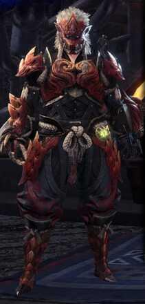 Odogaron Armor Set