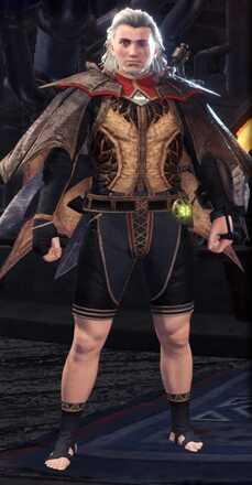 Barnos Jacket Alpha
