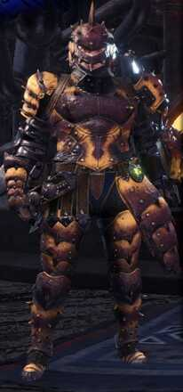 Vespoid Beta Armor Set