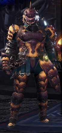 Vespoid Alpha Armor Set