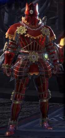 Teostra Alpha Armor Set