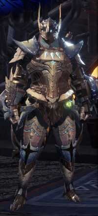 Legiana Beta Armor Set