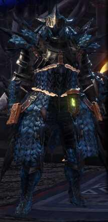 Rath Soul Alpha Armor Set