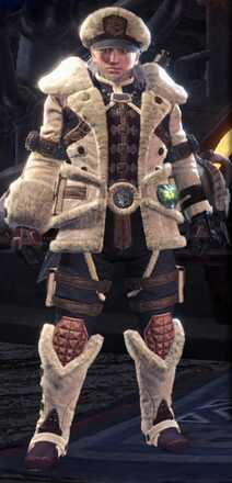 Lumu Armor Set