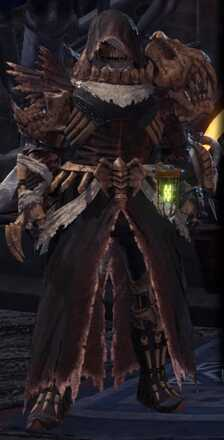 Death Stench Armor Set