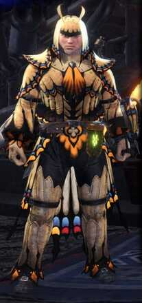 Butterfly (Male) Armor Set
