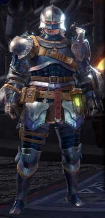 Alloy Armor Set
