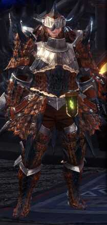 Rathalos Beta Armor Set