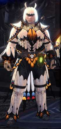 Butterfly (Male) Alpha Armor Set