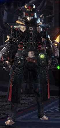 Girros Armor Set