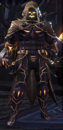 Harvest Alpha Armor Set