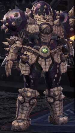 Baan Alpha Armor Set