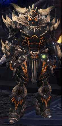Nergigante Alpha Armor Set