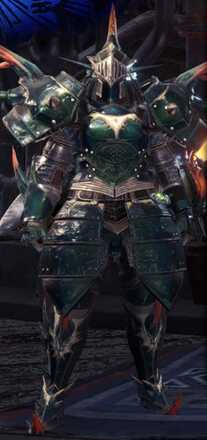 Hornetaur Armor Set