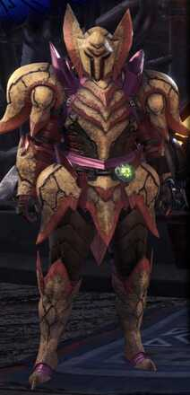 Jyura Alpha Armor Set