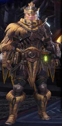 Jagras Armor Set