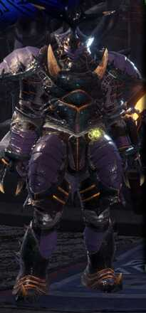 King Beetle Alpha Armor Set