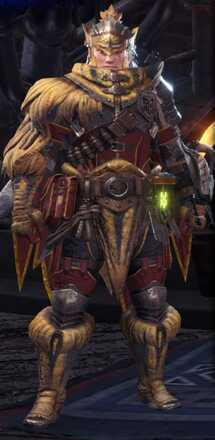 Jagras Beta Armor Set