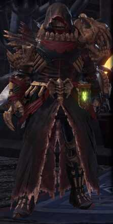 Death Stench Alpha Armor Set