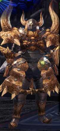 Diablos Armor Set