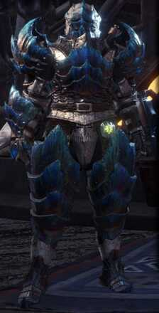 Dodogama Alpha Armor Set