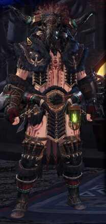 Dober Alpha Armor Set