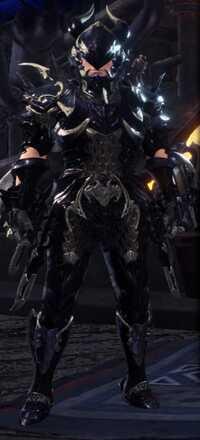 Drachen Alpha Armor Set