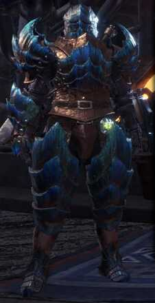 Dodogama Beta Armor Set