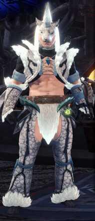 Kirin Gamma Armor Set
