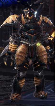 King Beetle Armor Set