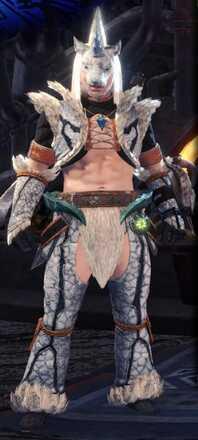 Kirin Armor Set