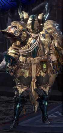 Kulve Taroth Gamma Armor Set