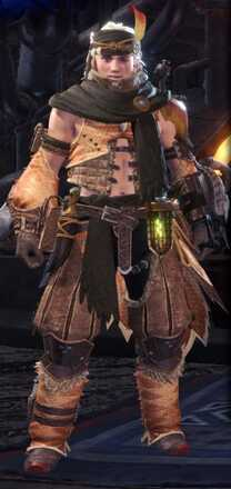 Kulu Alpha Armor Set
