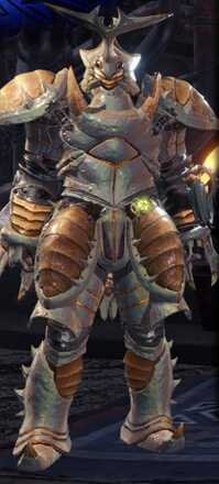 King Beetle Beta Armor Set