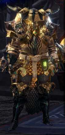 Kulve Taroth Beta Armor Set