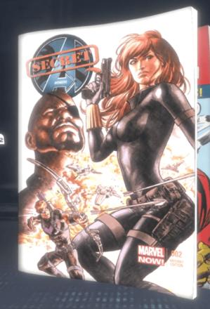 Secret Avengers (2013) #2 (Variant)