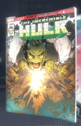 Incredible Hulk (2017) #709