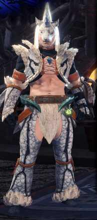 Kirin Alpha Armor Set