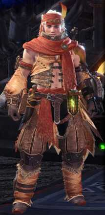 Kulu Armor Set