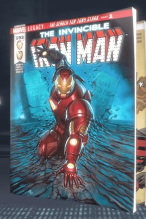 Invincible Iron Man (2016) #593