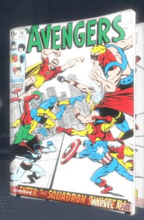 Avengers (1963) #70