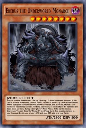 Erebus the Underworld Monarch