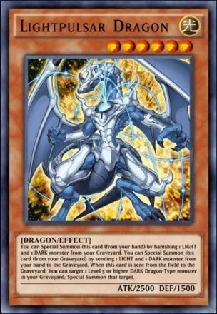 Lightpulsar Dragon