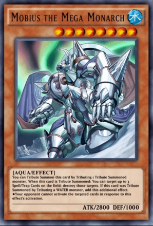 Mobius the Mega Monarch
