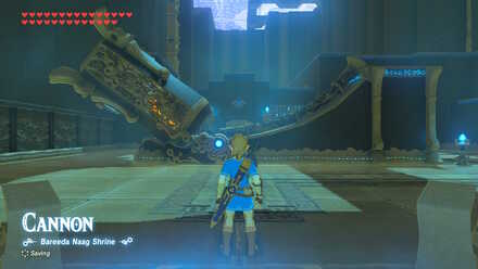 Bareeda Naag Shrine Walkthrough Location And Puzzle Solution Zelda Breath Of The Wild Botw Game8 Here we'll need to realign the fans using the crystals so that all of the windmills become active at once. bareeda naag shrine walkthrough