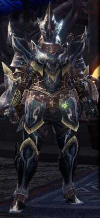 Beo Alpha + Armor Set