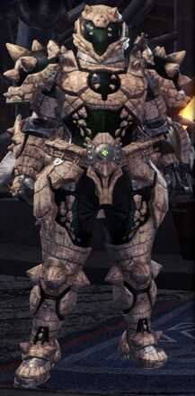 Baan Alpha + Armor Set