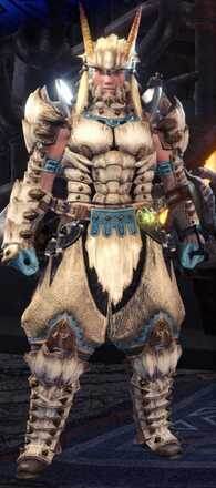 Barioth Alpha + Armor Set
